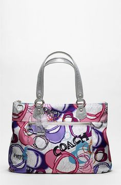 Umm, yeah, I think I need this bag. $228 from Coach.