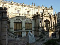 Museo Municipal de Pinturas.Santander.