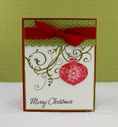 Christmas Card by suzette