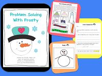 Teach making an organized list with this holiday FREEBIE
