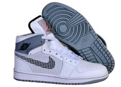 the latest 33116 a305e Air Jordan 1 Retro 89 Cement. Jordan SneakersJordan Basketball ShoesJordan  ...