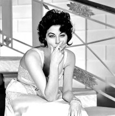 """""""I wish to live to be 150 years old, but the day I die, I wish it to be  with a cigarette in one hand and a glass of whiskey in the other.""""  -Ava Gardner"""