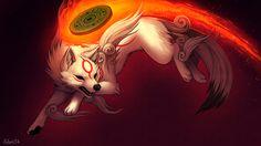 Amaterasu by *falvie on deviantART