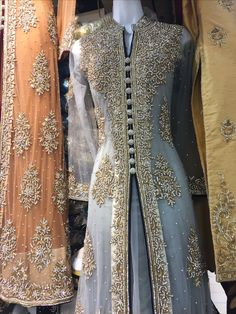 Pakistani Wedding and Party Dresses Party Wear Indian Dresses, Designer Party Wear Dresses, Pakistani Wedding Outfits, Indian Gowns Dresses, Party Dresses Online, Kurti Designs Party Wear, Pakistani Dresses, Indian Outfits, Bridal Anarkali Suits
