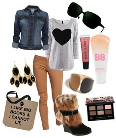 """""""School Outfit"""" by thelouisianaprincess on Polyvore"""