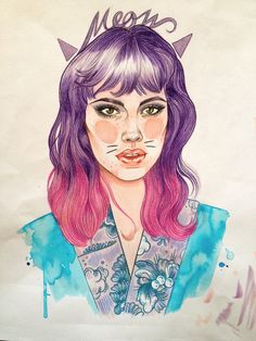 Kitty by Liz Clements