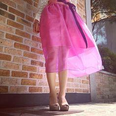 Korean Traditional Wrap Skirt 💜Cosmos Purple💜 have mysterious veil and simple pink underskirt #handmade #handmadeskirt #autumn #fashion #style #skirt #sewing #sewingproject #oriental #hanbok #korea #purple #pink #cosmos #sounlim #소운림 #핸드메이드 #생활한복 #한복스타그램