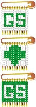 Trefoil Pin