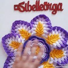 Flower Patterns, Crochet Patterns, Hot Pads, Crochet Necklace, Creative, Flowers, Jewelry, Bikini, Instagram