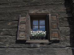 Livigno, Lombardy, Italy South Tyrol, Windows, Frame, Sky, Italia, Window, Frames