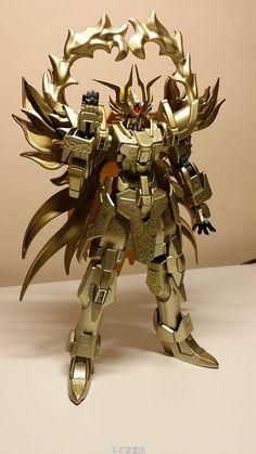 Custom Build: 1/144 Shaka God Gundam - Gundam Kits Collection News and Reviews