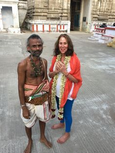 Pooja at Makaral Temple in India to release negative karma