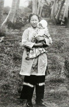 Plantation Life in the 1800s | Chinese Plantation Worker with Baby