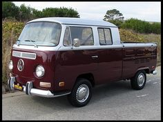 1971 Volkswagen Crew Cab Pickup Maintenance of old vehicles: the material for new cogs/casters/gears could be cast polyamide which I (Cast polyamide) can produce