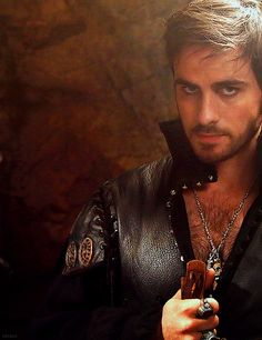 Captain Hook-Once Upon a Time