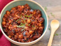 Raw Food Recipes, Healthy Recipes, Batch Cooking, Menu Restaurant, Beignets, Eggplant, Vegan Vegetarian, Gluten, Vegans