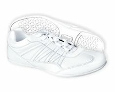 Chassé Star Cheerleading Shoe