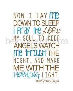 cute prayer to make into art :)