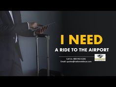 """Have You Ever Found Yourself Thinking """"I Need A Ride To The Airport"""" But You Didn't Know Where To Find Reliable Transportation? If So, You Can Turn To Nationwide Chauffeured Services. Our Airport Car Services are Perfect For Important Events Or A Trip To The Airport. Nationwide Chauffeured Services Is The Leader In Airport Transportation With Over 35 Years Of Experience And Million Passengers Served.  Get Instant Reservations To And From The Airport For Stress-Free Travel. VIEW PRICING/ AVAILABI Airport Limo Service, Airport Transportation, Stress Free, Free Travel, Events"""