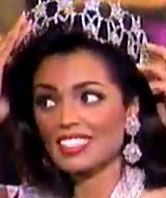 Chelsi Smith, Miss USA 1995 (Texas)...became Miss Universe 1995