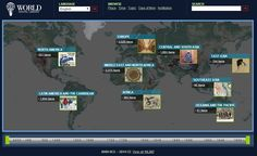 Find Primary Sources from All Over the World on the World Digital Library
