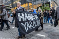 #NYC2Yarmouk: An Emergency Solidarity Walk and Rally to Break the Silence and Demand Action