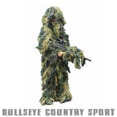 Kombat Kinder Ghillie Wald Tarnfarbe Anzug-armee Sniper Style Kostüm Airsoft   eBay