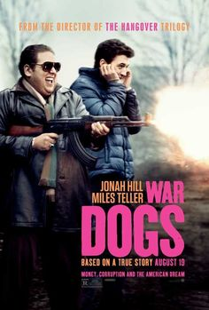 War Dogs (2016) 11x17 Movie Poster
