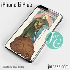 Brienne Game Of Thrones Phone case for iPhone 6 Plus and other iPhone devices