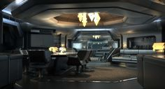 Fixed Star Citizen Ships Posts Futuristic Interior, Futuristic Architecture, Spaceship Interior, Sci Fi Environment, Art Therapy Activities, Sci Fi Ships, Star Citizen, Tecno, Fantasy Landscape