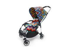 Bugaboo Missoni Stroller - i want to have a baby just so i can have this :)