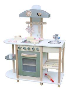 Frühstück Bar  Spielküche Kinderküche mit Zubehör