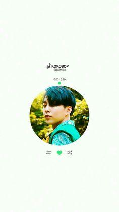 Xiumin ❤️ #Kokobor ❤️ EXO ❤️