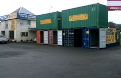 Spacewise New Zealand New Zealand, Locker Storage, Container, Ship, Ships