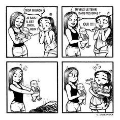 25 dessins qui illustrent parfaitement les petits soucis qui gâchent le quotidien des femmes... Génialissime !