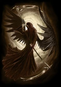 archangel azrael - Google Search