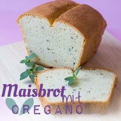 #Brotbackenfürfaule – Maisbrot mit Oregano (vegan)
