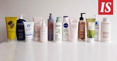 Kosteusvoiteissakin on eroja. Kuivaihoinen kauneustoimittaja löysi 13 testituotteen joukosta muutaman helmen ja tuotteet erilaisille tarpeille. Body Love, Lv Men, Vodka Bottle, Aloe, Helmet, Personal Care, Beauty, Shampoo, Cottage