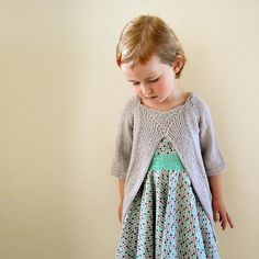 Sweet little thing: Leksak (tunic) pattern by Yarn-Madness. Newborn to 10 years