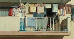 Ghibli Houses - Shizuku's House in Whisper of the Heart (1995)