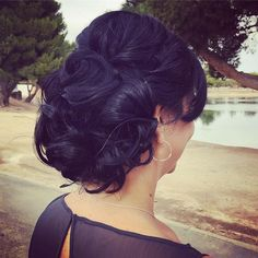 Top 100 mother of the bride hairstyles photos My beautiful sister in law❤️ #HairByCheriece #MotherOfTheBride #MotherOfTheBrideHair #SpecialOccasion #SpecialOccasionHair #WeddingHair #UpDo #OhJeezShesAnOrtiz See more http://wumann.com/top-100-mother-of-the-bride-hairstyles-photos/