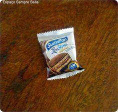 Espaço Sempre Bella: #Resenha - Alfajor Linha LevSlim - SuaviPan http://espacosemprebella.blogspot.com.br/2014/05/resenha-alfajor-linha-levslim-suavipan.html