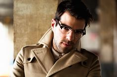 Zachary Quinto photographed by Chiun-Kai Shih for August Man Malaysia, 2011