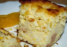 Rizsfelfújt – olcsó és hihetetlenül finom! Hungarian Recipes, Hungarian Food, Cornbread, Vanilla Cake, Main Dishes, Health Fitness, Vegetarian, Sweets, Baking