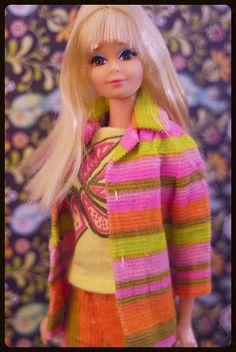 Twist 'n Turn Barbie club Play Barbie, Barbie Skipper, Barbie And Ken, Barbie Dress, Doll Dresses, Barbie Clothes, Beautiful Dolls, Beautiful Life, Mod Look