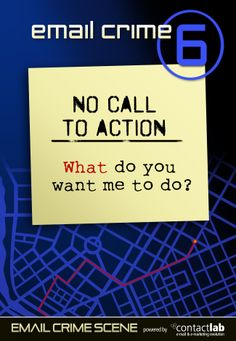 NO CALL TO ACTION What do you want me to do?