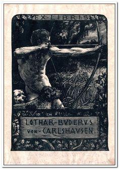 Ex libris - Lothar Buderus von Carlshausen