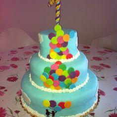 Torta primo compleanno ...