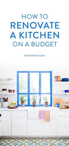 Does your kitchen need a renovation, one that doesn't fit your budget? You need to read this guide