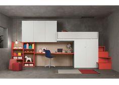 Battistella Nidi Kids Room 06 Nuvola